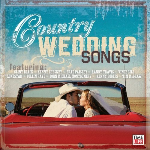 Country Wedding Songs CD