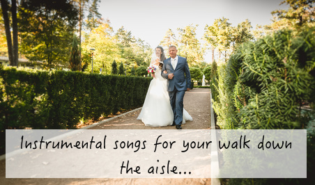 instrumental wedding music for your ceremony
