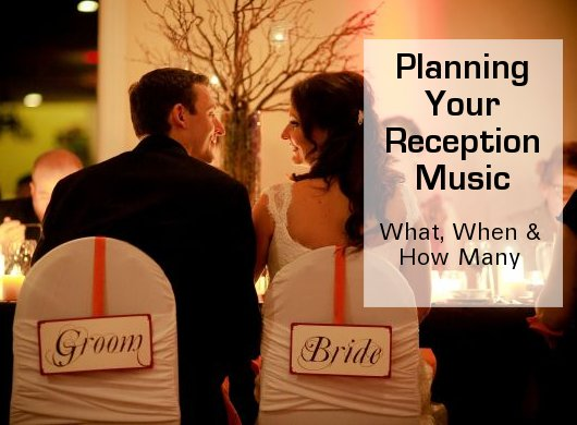 Wedding Reception Songs