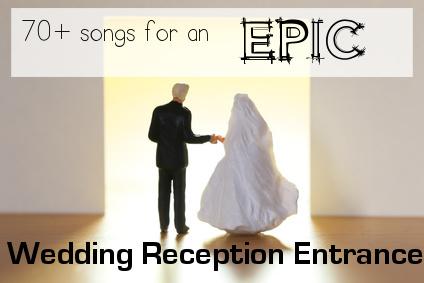 Wedding entrance Music