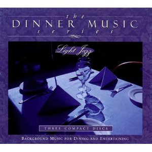 Dinner Music Series CD