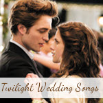 twilight wedding songs