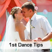 Tips and Ideas for your First Dance