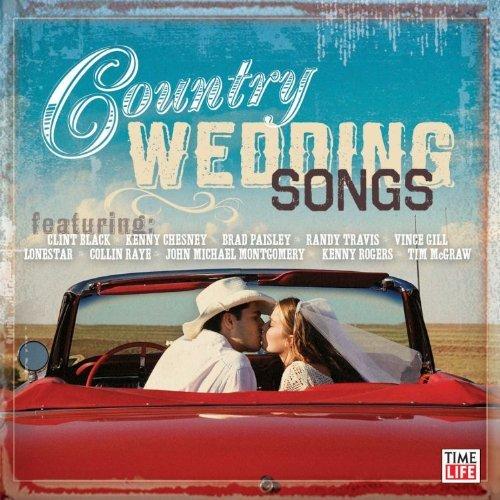 Country Wedding Songs CD