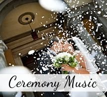 Wedding Ceremony Music Planning