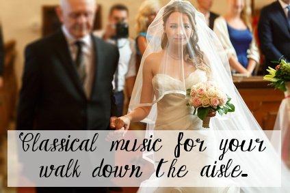 Classical wedding ceremony music