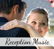Reception Wedding Music