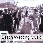 Beach Themed Wedding Music